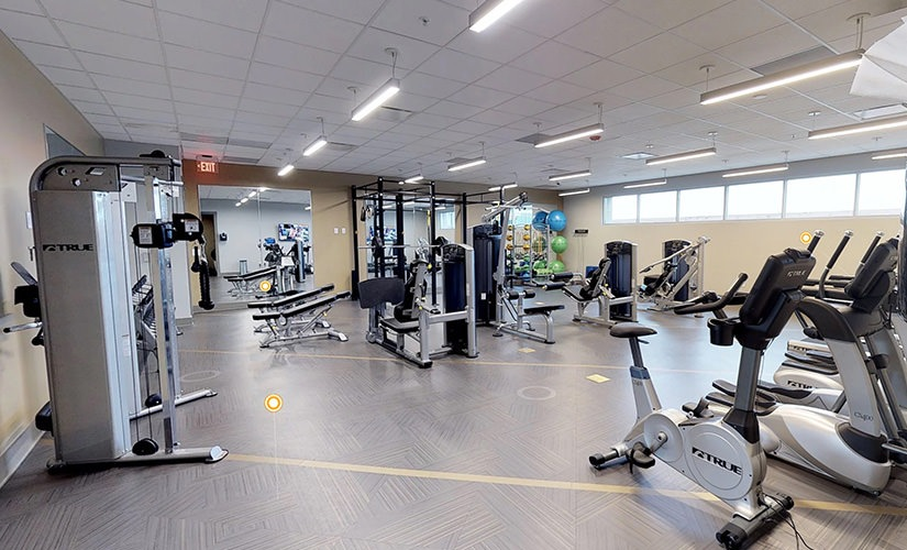 Block E Fitness Center