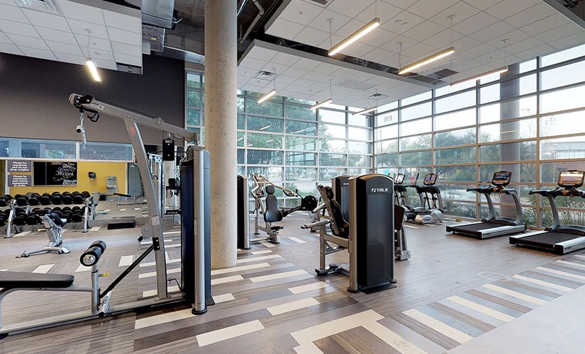 Block G Fitness Center